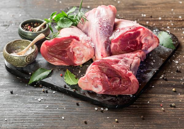ヤギ肉の画像