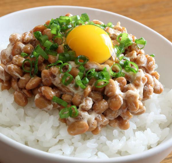 納豆と生卵