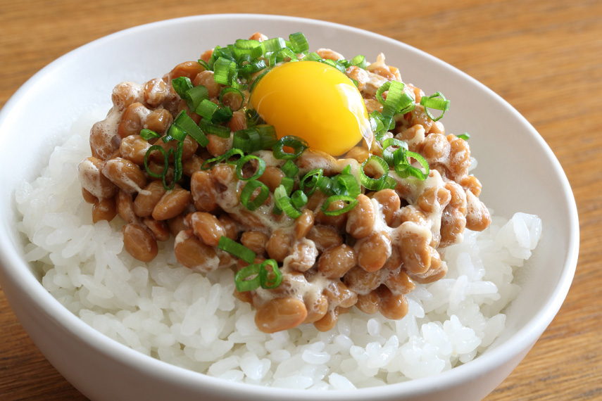 納豆に生卵は食べ合わせが悪い」は大袈裟 | from Food