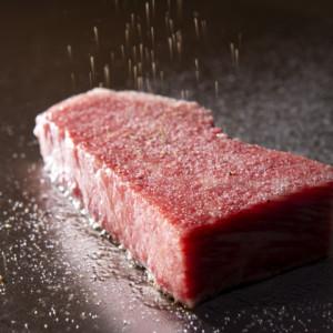信州和牛サーロインステーキ