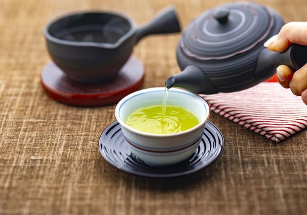 お茶の画像
