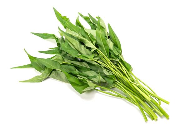 空心菜(空芯菜)の画像