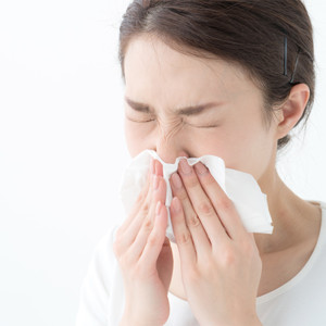 花粉症の症状を軽減