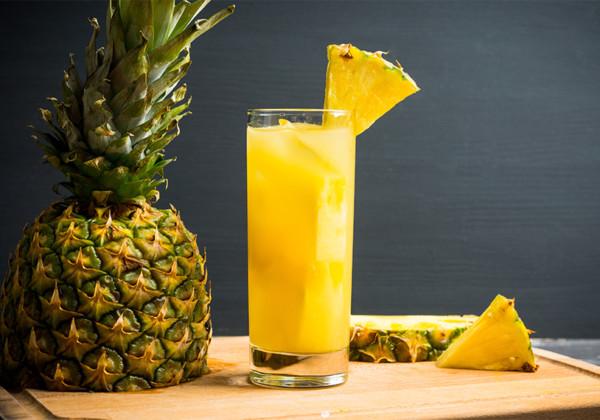パイナップルジュースの画像