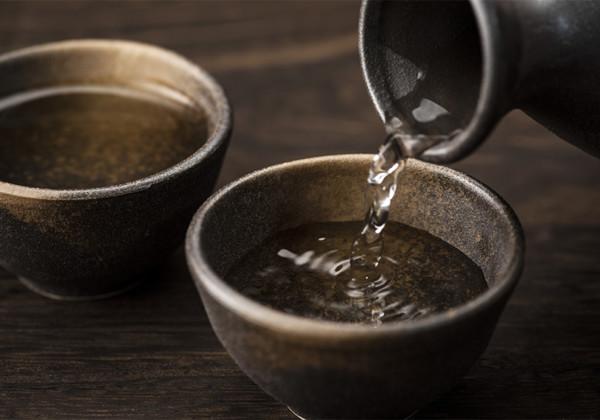 純米吟醸酒の画像