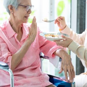 後期高齢者と粗食