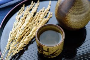 純米酒の画像