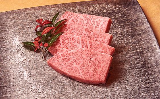お肉100g単位で単品販売