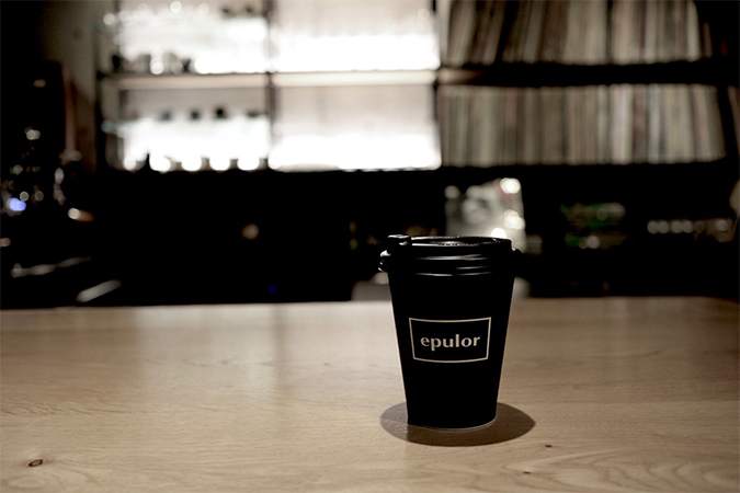 epulorテイクアウトコーヒー