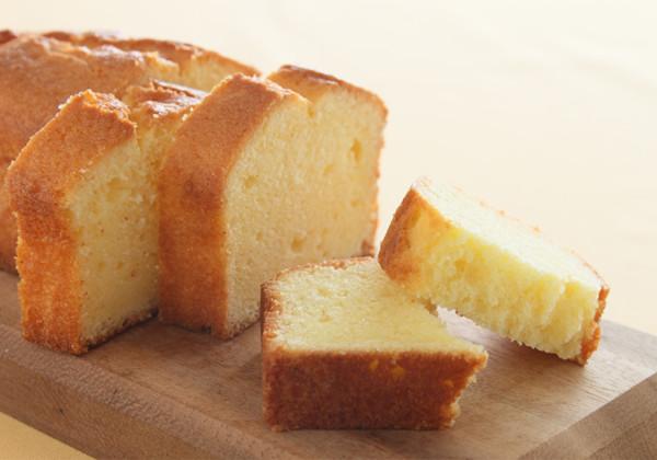 パウンドケーキの画像
