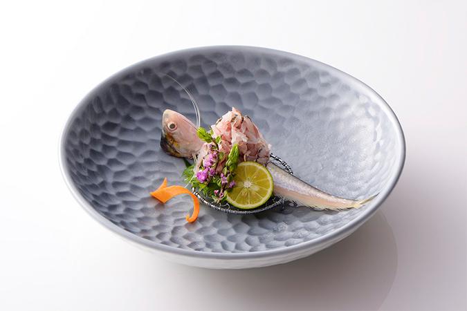 えつ料理1