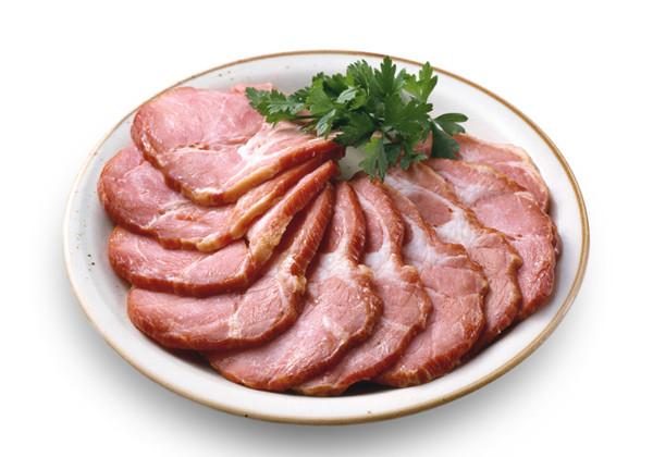 焼き豚の画像