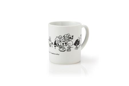 ICONIC HARAJUKU COLLECTION マグカップ(原宿店オリジナル)1,750円(税抜)