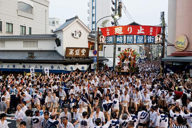 戦後初の延期となった「博多祇園山笠」