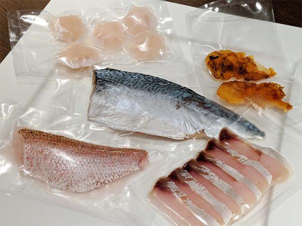 「三陸・魚の生ハム&燻製」の画像