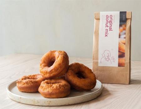 koe donutsオリジナルドーナツミックスの画像