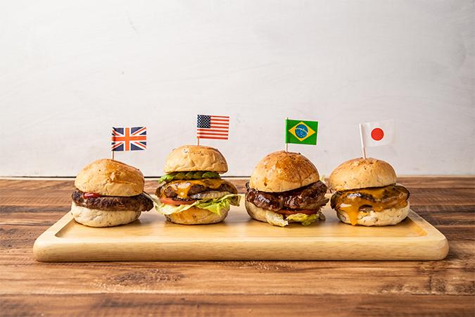 おうちで手作りハンバーガー屋さんキットの画像2