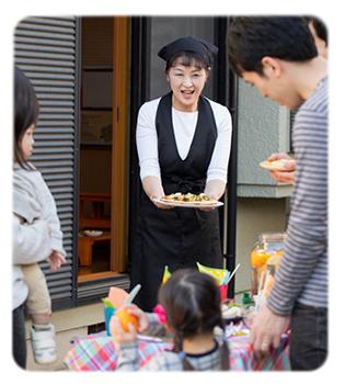 飯田和子の画像