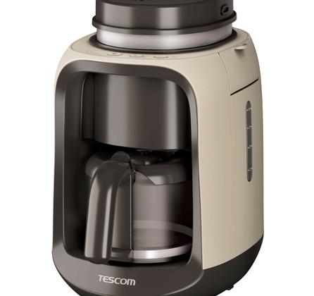 テスコム全自動コーヒーメーカー TCM501