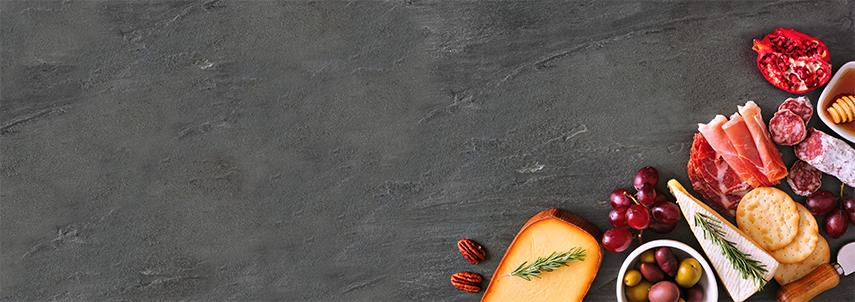 タンパク質を豊富に含む食品イメージ