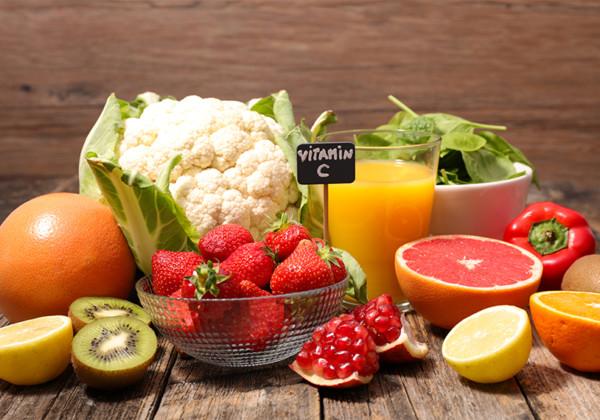 ビタミンC食材