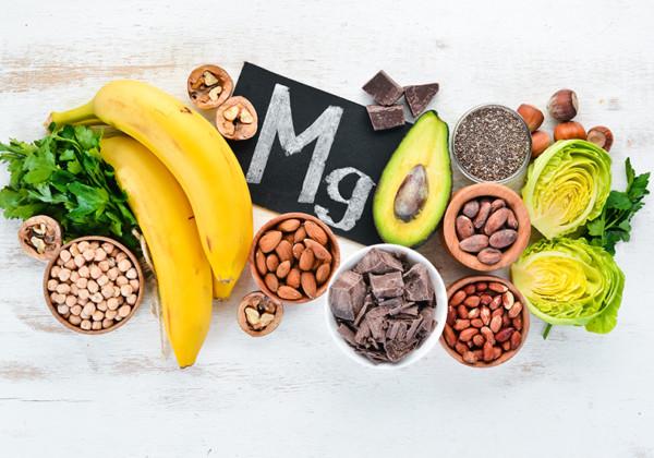 マグネシウムの食材画像