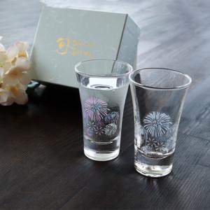 冷感花火盃&グラスシリーズ『夜空を彩る希望の光』