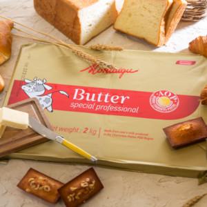 フランス高級発酵バター「モンテギュバター」