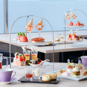 アフタヌーンティー「Strawberry Afternoon Tea」