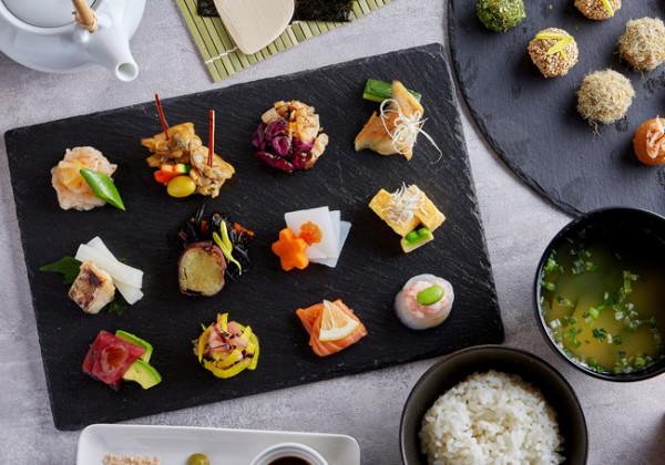 体験型Dining 和色 –WASHOKU–