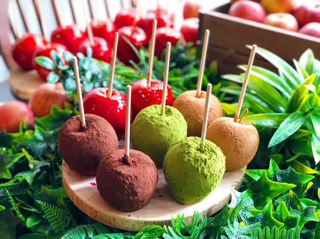 りんご飴専門店『Candy apple(キャンディーアップル)』