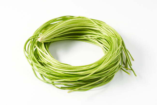 ぐるぐる水蓮菜