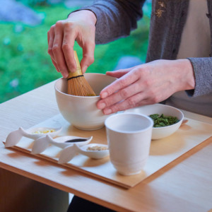 茶筅ショコラドリンクイメージ