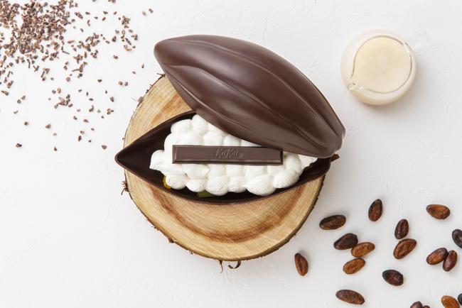 キットカット ショコラトリー カカオフルーツ デセール