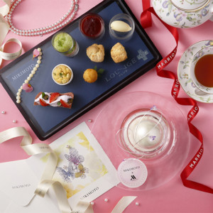 Mikimoto Afternoon Tea