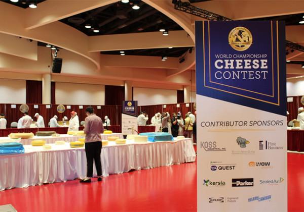 World Championship Cheese Contest 2020