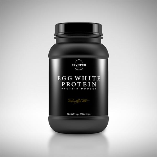 エッグホワイトプロテイン「REVOPRO」