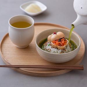 <香ばし合わせ 燻製茶×お茶漬けセット