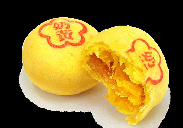 ミニパイナップルカスタード菓子
