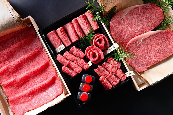 お肉の定期便