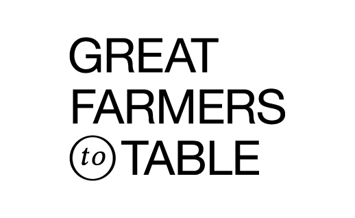 GREAT FARMERS TO TABLE/公式サイト