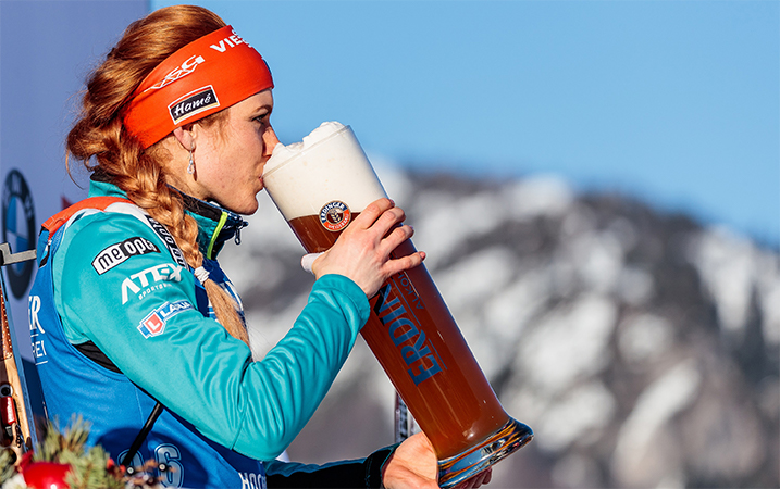 ノンアルコールビール「エルディンガー アルコールフリー」