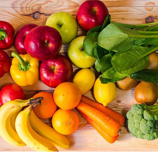 野菜や果物の酵素