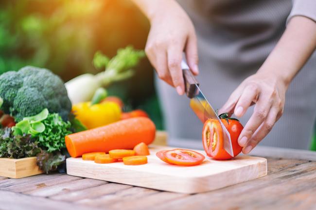 旬の食材は栄養豊富