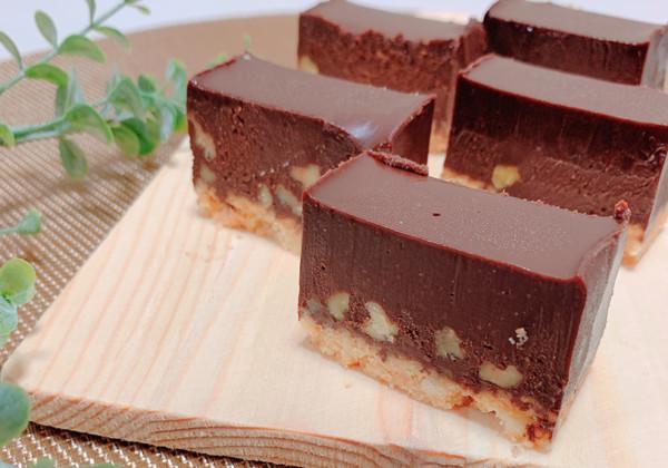 くるみの生チョコタルト