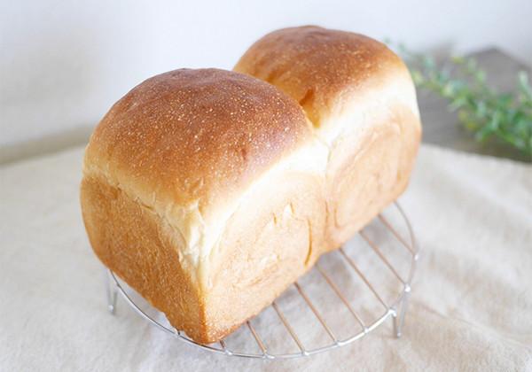 トーストにぴったりなサクふわ食パンの画像