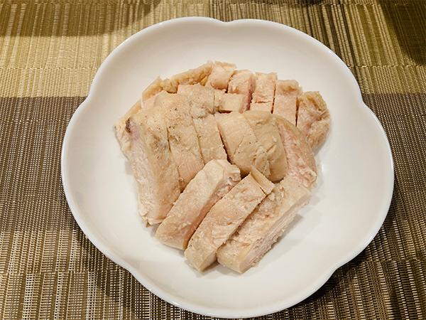 パクパク食べちゃう!やわらか鶏ハムの画像
