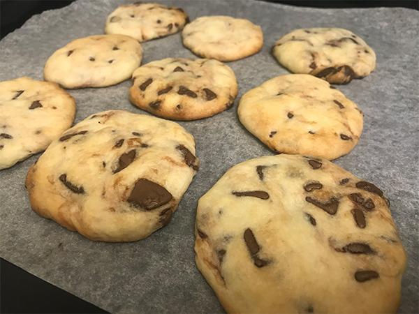 サクサクチョコチップクッキーの画像