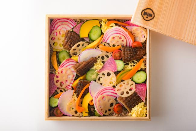 ヴィーガンレストラン「菜道」の料理3