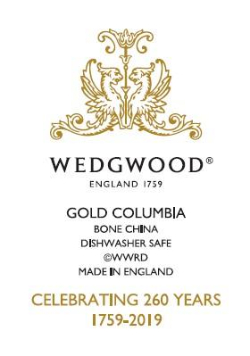 ウェッジウッド260周年を記念する特別なバックスタンプ